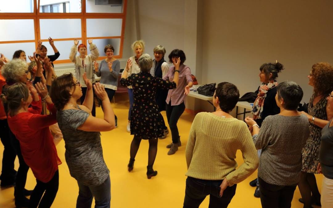 Atelier Circle Song et Improvisation